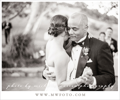 santa ynez wedding reception